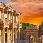 Ephesus library Turkey